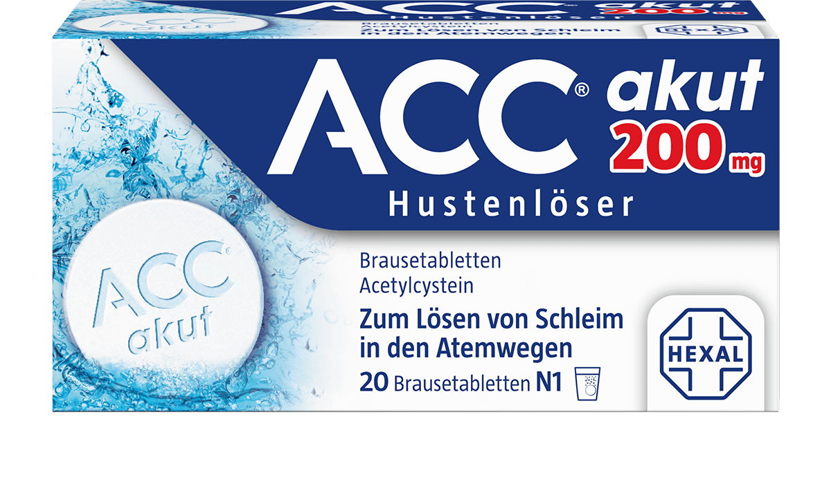 Acc 600 wie akut schnell wirkt ACC® akut